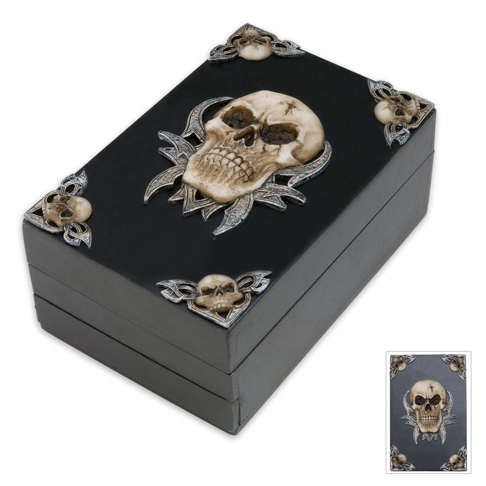 Secret stash box